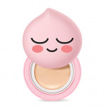 THE FACE SHOP Sweet Apeach Cushion Case + Riffil