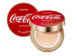 THE FACE SHOP Coca Cola Oil Control Water Cushion 15g