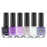 THE FACE SHOP Easy Gel [Violet Fantasy Collection] 10ml