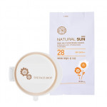 THE FACE SHOP Natural Sun Eco Baby Mild Sun Cushion Refill SPF30 PA++ 15g