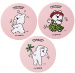 THE SAEM (Over Action Little Rabbit Edition)Eco Soul Power Stay Cushion Case 1ea