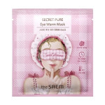 THE SAEM Secret Pure Eye Warm Mask 1ea