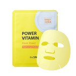 THE SAEM Power Vitamin Mask Sheet 28g