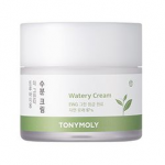 TONYMOLY The Green Tea Truebiome Watery Cream 80ml