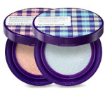 TOO COOL FOR SCHOOL Cica Sun Cushion (SPF50+, PA++++) 12g