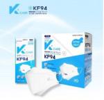 [R] K Care KF94 Hygiene Mask Large Size FDA White 50pcs