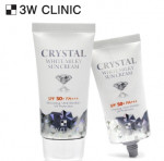 [SALE] 3W CLINIC Crystal White Milky Sun Cream SPF 50+/PA+++ 50ml
