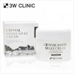 [SALE] 3W CLINIC Crystal White Milky Cream 50g
