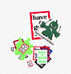 [R] HEIGHTS Have A Good Time Sticker Pack 1 pack