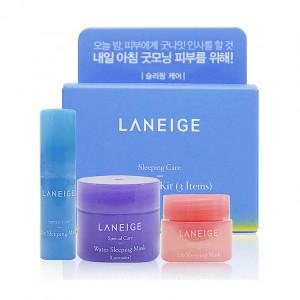 LANEIGE Good Night Kit (3items) Sleeping Care