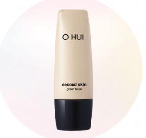 OHUI Second Skin Green Base SPF20 PA++ 40ml