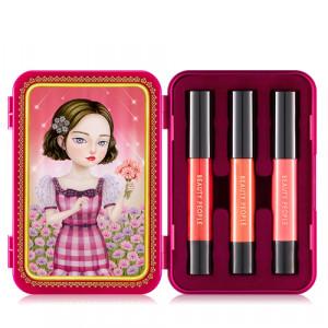 BEAUTY PEOPLE Honey Girl Dollish Lip Special Makeup Set -Season 4