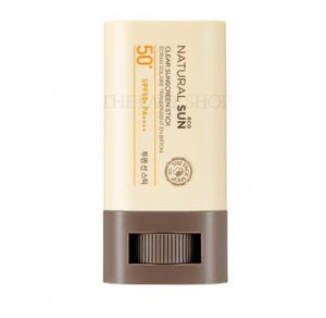 THE FACE SHOP Natural Sun Eco Clearsunscreen Stick SPF50+ PA++++ 20g