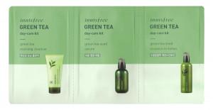[S] INNISFREE Green Tea Day Care Kit (2ml+2ml+2ml)*5ea