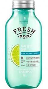 Fresh Pop Micellar Green Herb Recipe Shampoo 200ml / Exp 2022