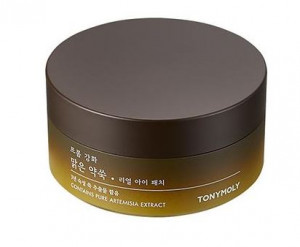 TONYMOLY From Clear Mugwort Real Eye Patch 102g (60sheets)