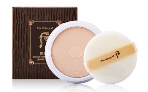 The history of Whoo Gongjinhyang Jinhaeyoon Sun Powder Pact Refill SPF50+ PA++++ 12g