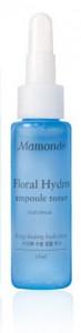 MAMONDE Floral Hydro Ampoule Toner 15ml*10ea(Total 150ml)