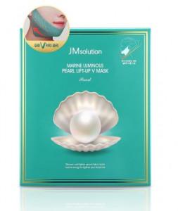 [SALE] JM SOLUTION Pearl Lift Up V Mask 10pcs