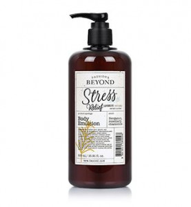 BEYOND Stress Relief Body Emulsion 500ml