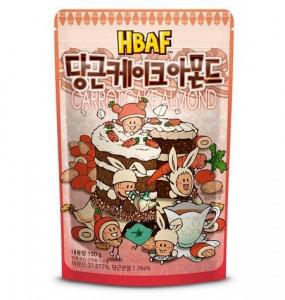 [R] HBAF Carrot Cake Almond 190g