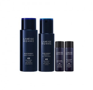 [LANEIGE] HOMME BLUE ENERGY EX DUO SET 180ml+125ml