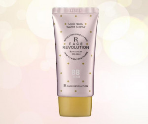 [SALE] FACE REVOLUTION Gold Snail Water Glossy BB Cream 50ml