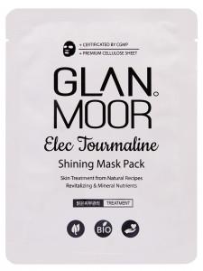 GLANMOOR  Elec Tourmaline Shining Mask Pack 25ml*5ea