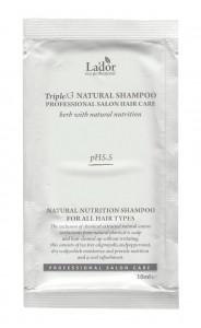 [S] Lador Triplex Natural Shampoo 10ml*5ea