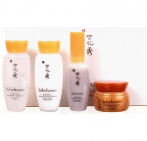 SULWHASOO Basic kit (4items)