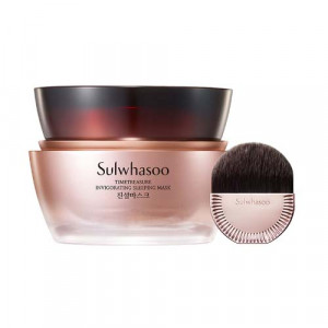 [L] SULWHASOO Timetreasure Invigorating Sleeping Mask 80ml