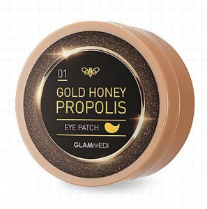 [SALE] GLAMMEDI Gold Honey Propolis Eye Patch Set 1ea