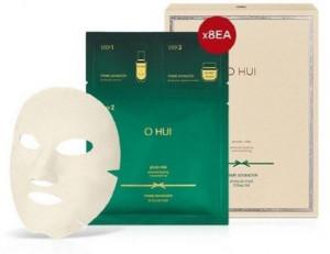 OHUI Prime Advancer Ampoule mask 3-STEP 8sheets