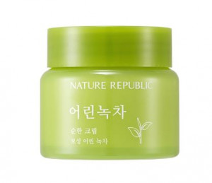NATURE REPUBLIC Young Green Tea Mild Cream 55ml