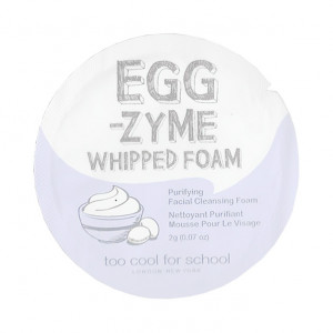 [S] TOO COOL FOR SCHOOL Egg-Zyme Whipped Foam 2ml*10ea