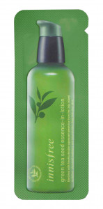 [S] INNISFREE Green Tea Seed Essence-In-Lotion 1ml*10ea