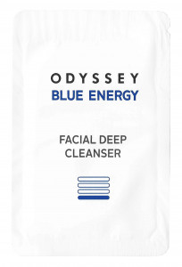 [S] ODYSSEY Blue Energy Facial Deep Cleanser 2ml*10ea