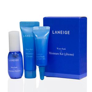 LANEIGE Water Bank Moisture Kit(3items)