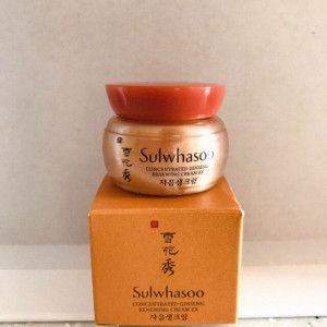 SULWHASOO Concentrated Ginseng Renewing Cream EX 5ml