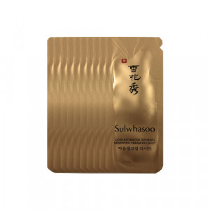 [L] SULWHASOO Concentrated Ginseng Renewing Cream Light 1*10 (10ml)