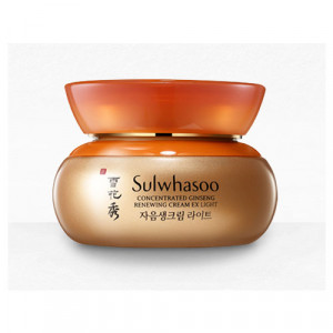 [L] SULWHASOO Concentrated Ginseng Renewing Cream EX Light 60ml
