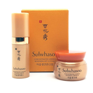 SULWHASOO Concentrated Ginseng Renewing Kit(2Items)