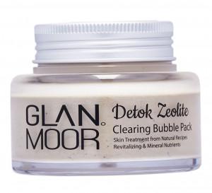 GLANMOOR Detok Zeolite Clearing Bubble Pack 100ml