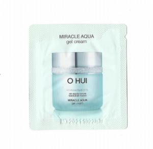 [S] OHUI Miracle Aqua Gel Cream 1ml*10ea
