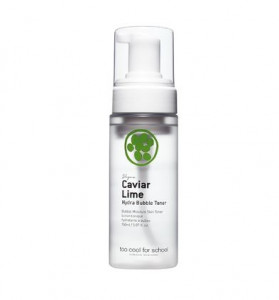 TOO COOL FOR SCHOOL Cavier Lime Bubble Toner 150ml