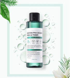 [W] SOME BY ME 30 DAYS MIRACLE TONER 150ml