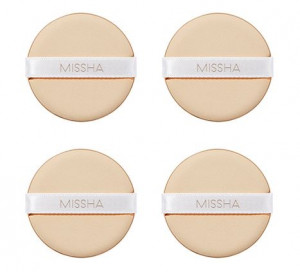 [MISSHA] Tension Pact Puff [Fitting Type] 4P