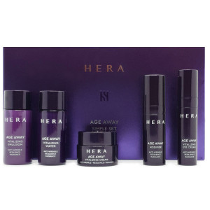 HERA Age Away Simple Set (5items)