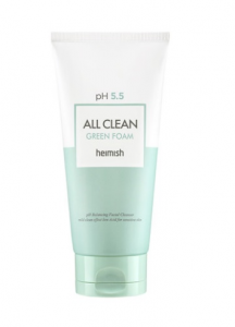 [S] HEIMISH All Clean Green Foam 30ml