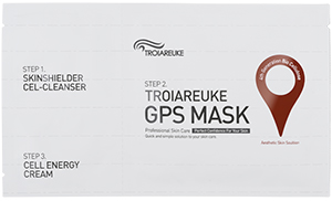 [Black Friday][TROIAREUKE] AESTHETIC GPS MASK(1EA) 2+1